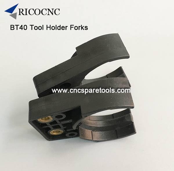 BT40 Plastic Tool Fork Tool Change Gripper Fingers for CNC