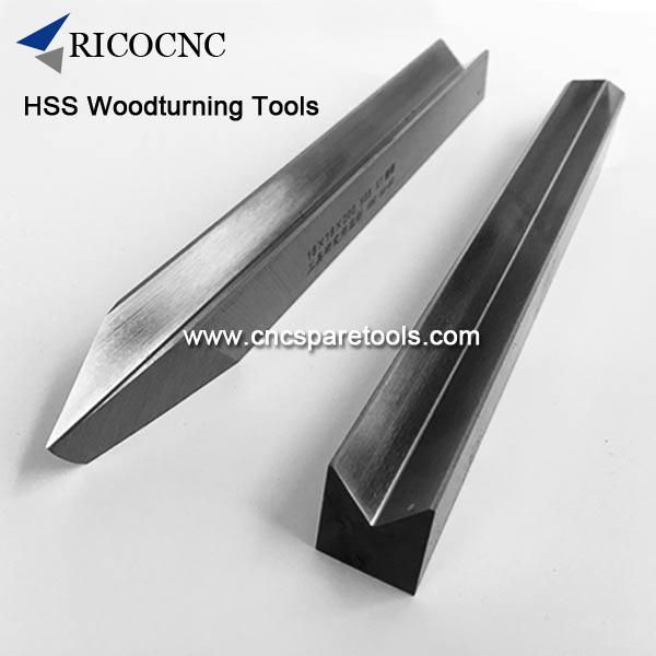 HSS Lathe Knife Cutters for Woodturning Copy CNC Lathe Machine