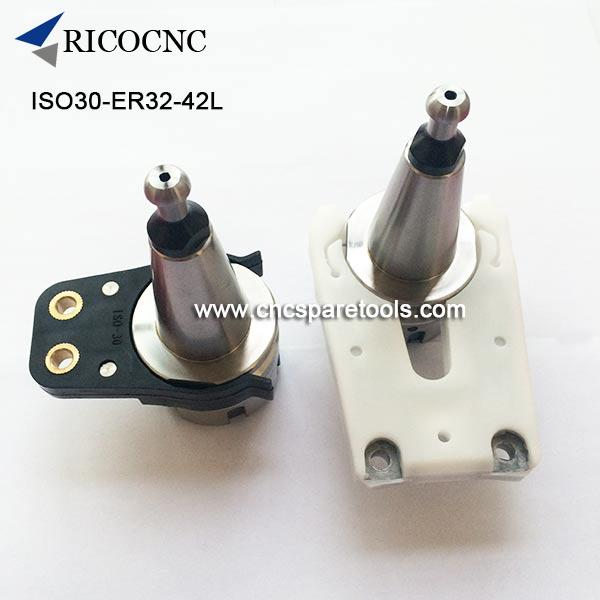 ISO30 Tool Holders CNC Collect Chucks for HSD Spindle ATC CNC Routers