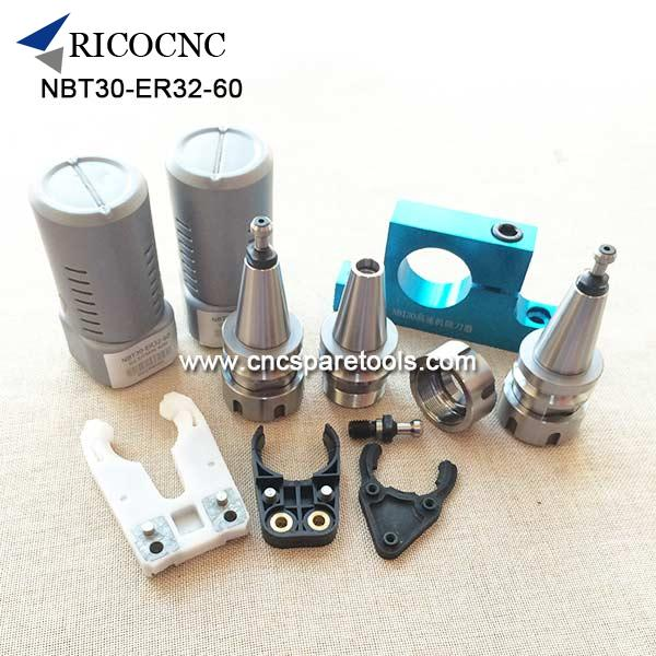 BT30 ER32 Tool Holder for CNC Router Collet Chuck
