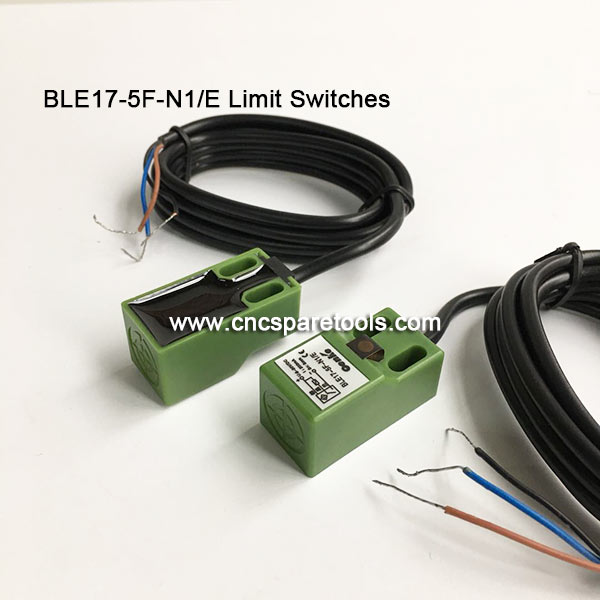 Limit Switch BLE17-5F-N1 Genke NPN Normal Open Proximity Sensors for CNC Router Machines