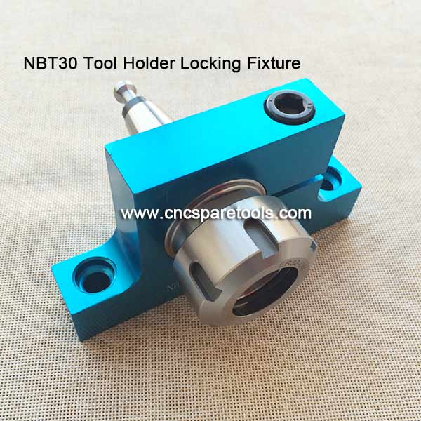 NBT30 CNC Tool Holder Locking Device BT30 Ttool Tightening Stand