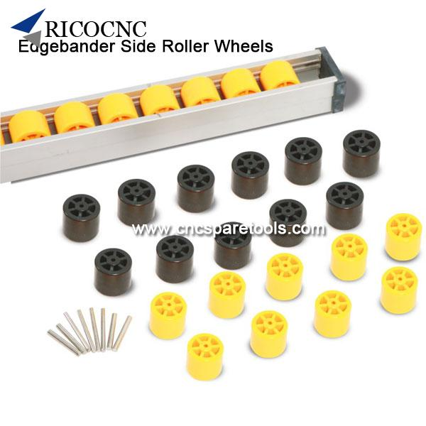Edgebander Accessories Side Rollers Beam Wheels for Edgebanding Machines