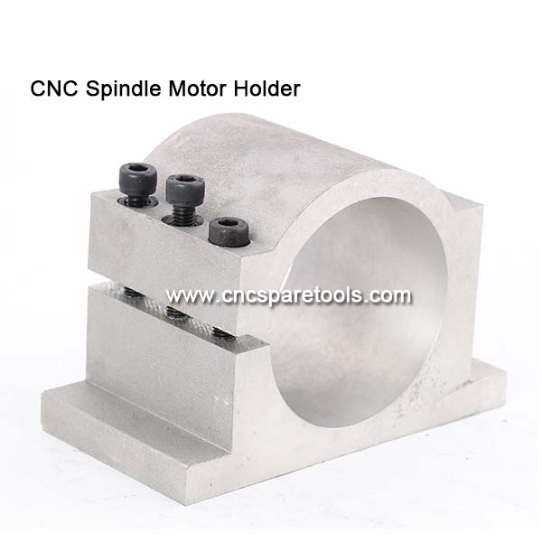 CNC Router Spindle Motor Holder Aluminum Cast Spindle Chuck Mounting Kits