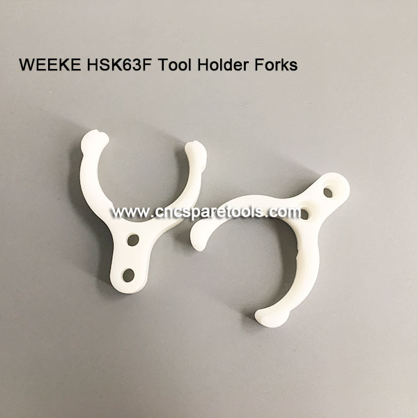 HSK63F Tool Changer Grippers for HOMAG WEEKE CNC Router Machine