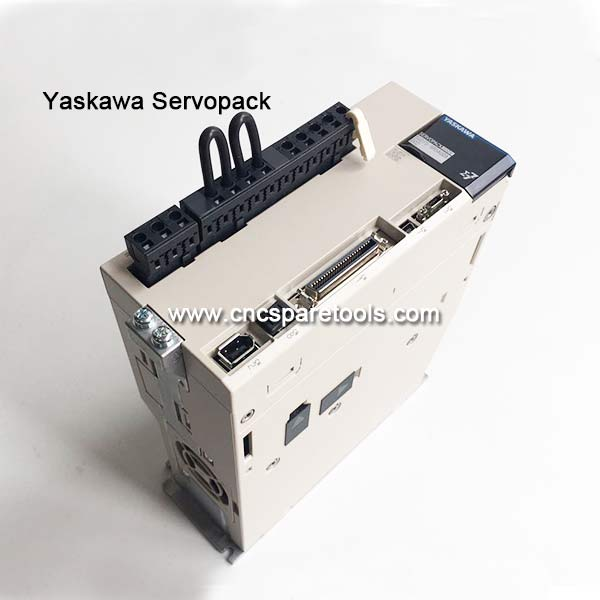 Original Japan Yaskawa Servopack Amplifier AC Servo Drivers