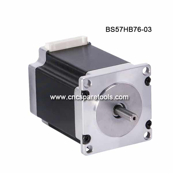 BS57HB76-03 CNC Router Stepper Motor for 3 Axis CNC Router Machine