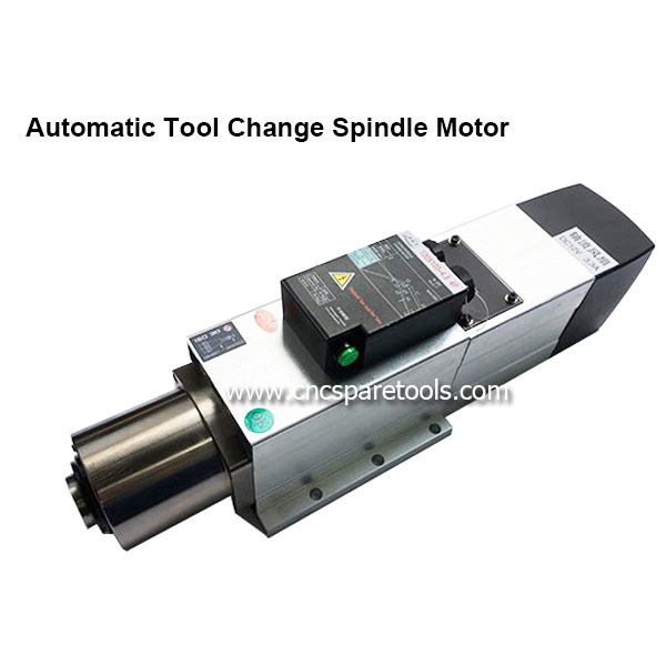 4.5kw 9kw Automatic Tool Change Spindle ISO30 ATC Spindle Motor for CNC Router