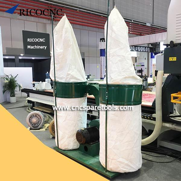 Cnc Router Vacuum Dust Collector Dust Extractor For