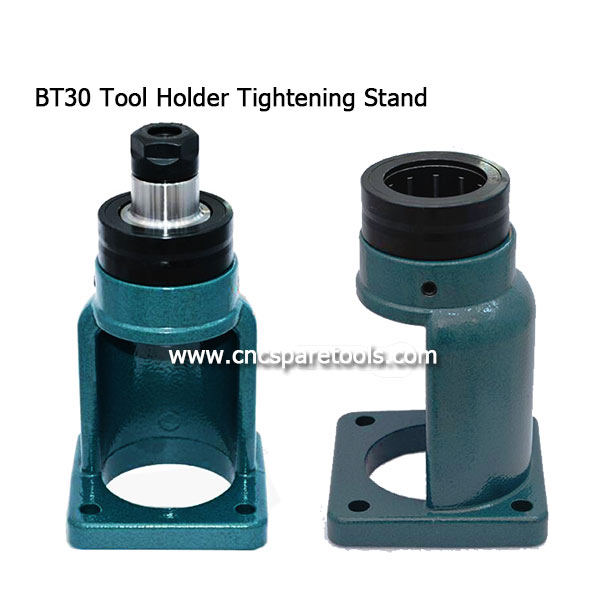 BT30 Ball Roller Bearing Lock Device BT Tool Holder Tightening Fixtures for CNC Router