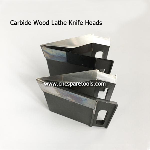 Carbide Woodturning Tools Wood Lathe Knife Heads CNC Wood Lathe Machine Tool 40MM