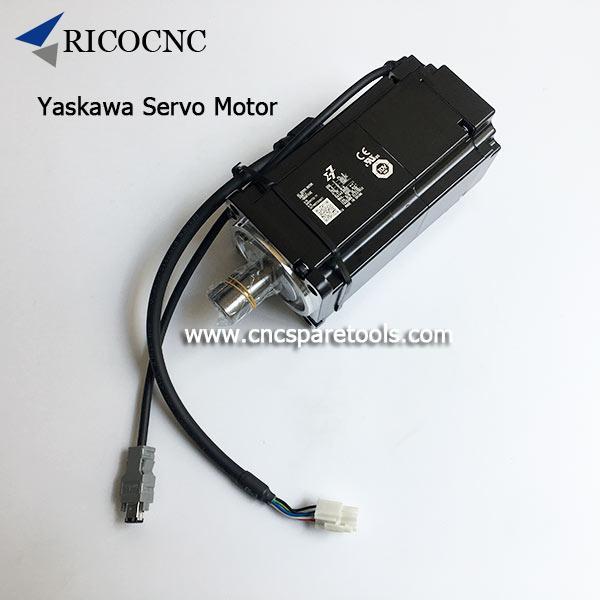 YASKAWA SIGMA7 Used SGM7P-04AFA2C 400W Brake type motor MOT-I-1870=6A22