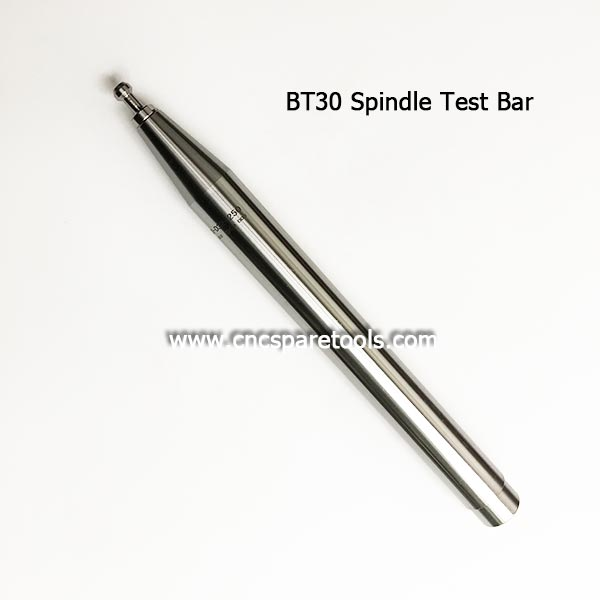 BT30 Spindle Precision Test Bar BT Spindle Runout Measuring Rod