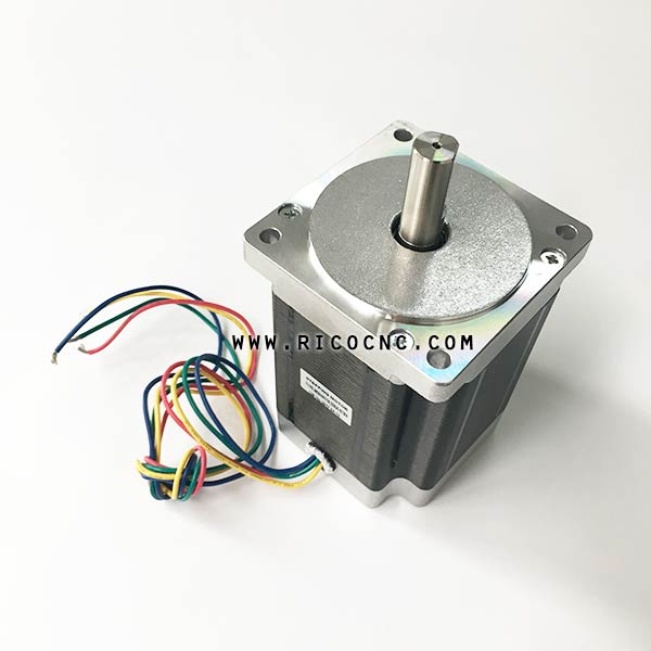 86BYGH450B Bipolar Step Motor NEMA34 Hybid Stepper Motor for CNC Router Machine