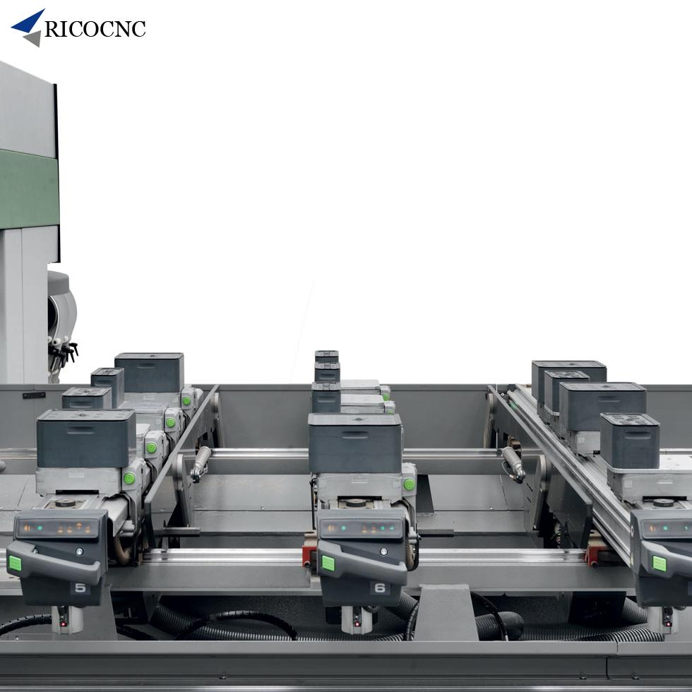 CNC Vacuum Suction Pods for Biesse Rover CNC Routers