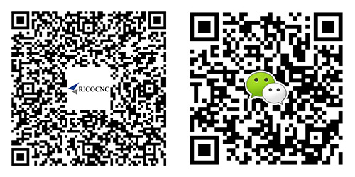 scan to contact ricocnc