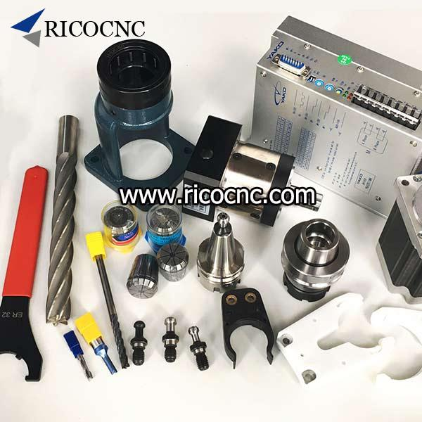 accessories for CNC machines