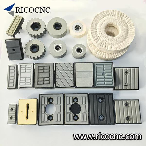 edgebander spare parts for replacement