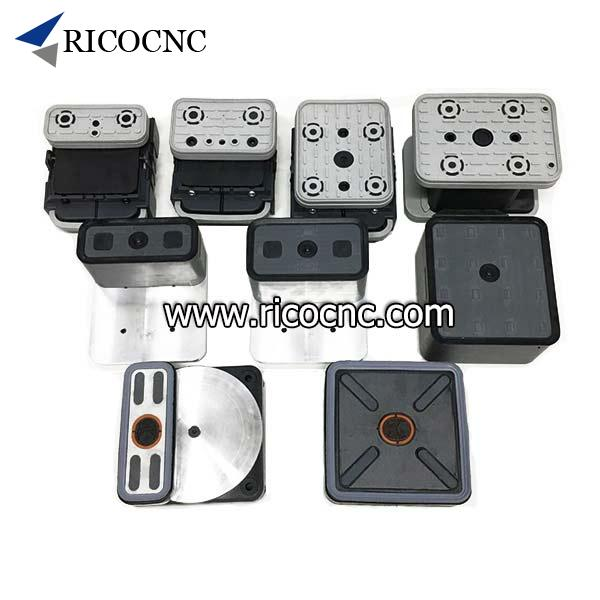 CNC suction cups