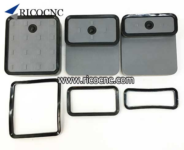 rubber seal rings for Biesse vacuum pods