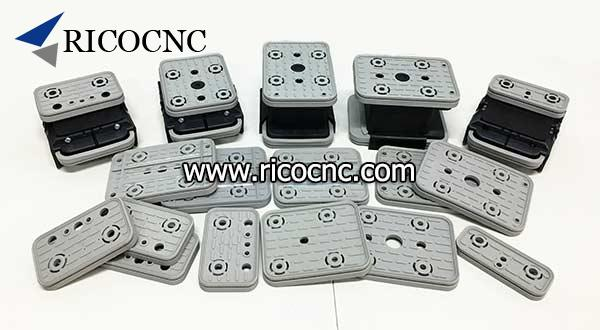 Replacement Rubber suction plates for Homag Weeke CNC vacuum pods