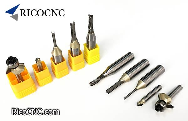 Basic Knowledge of CNC Router Bits Selection and Precautions for Operation